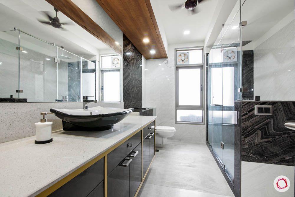 jaypee greens noida-vanity cabinet designs-wooden rafter designs