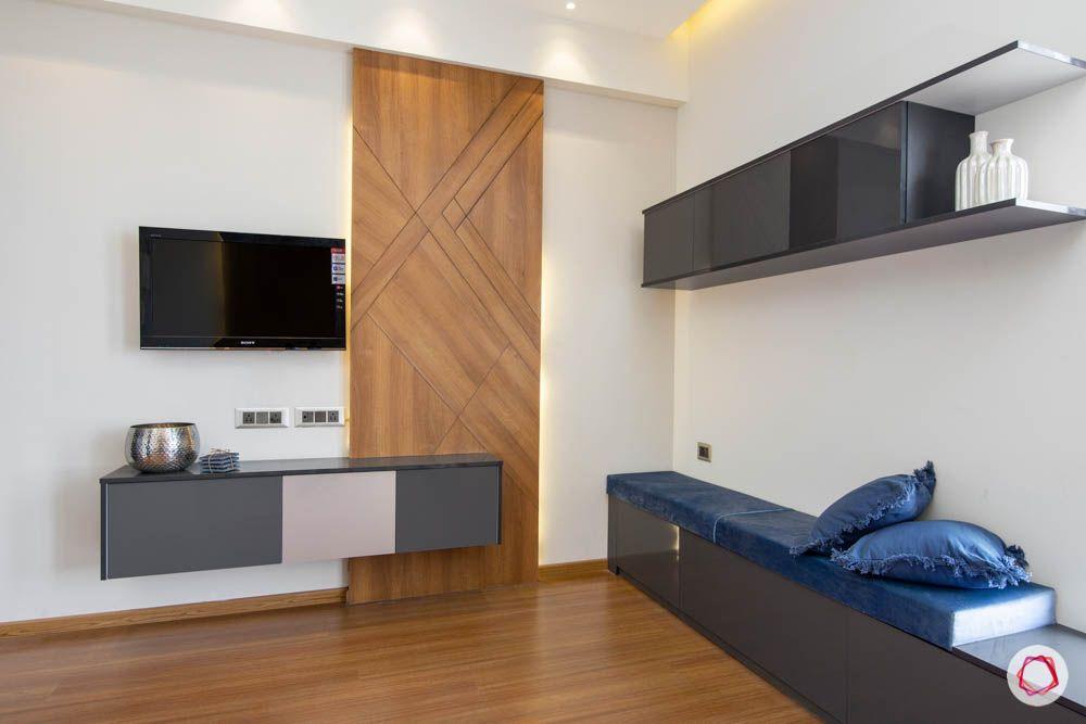 jaypee greens noida-wooden flooring designs-minimal tv unit designs