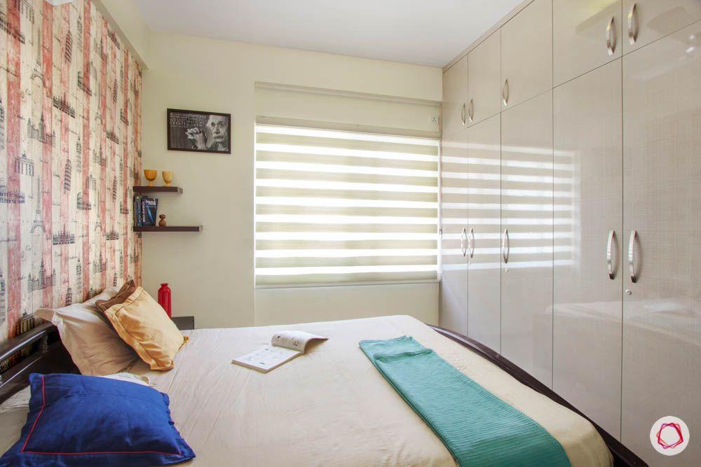 son-bedroom-wardrobe-blinds-bed-ledges-wallpaper