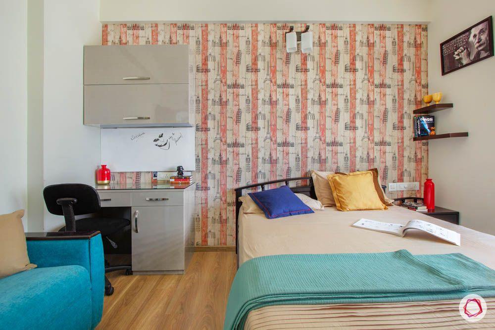 son-bedroom-bed-ledges-wallpaper-study