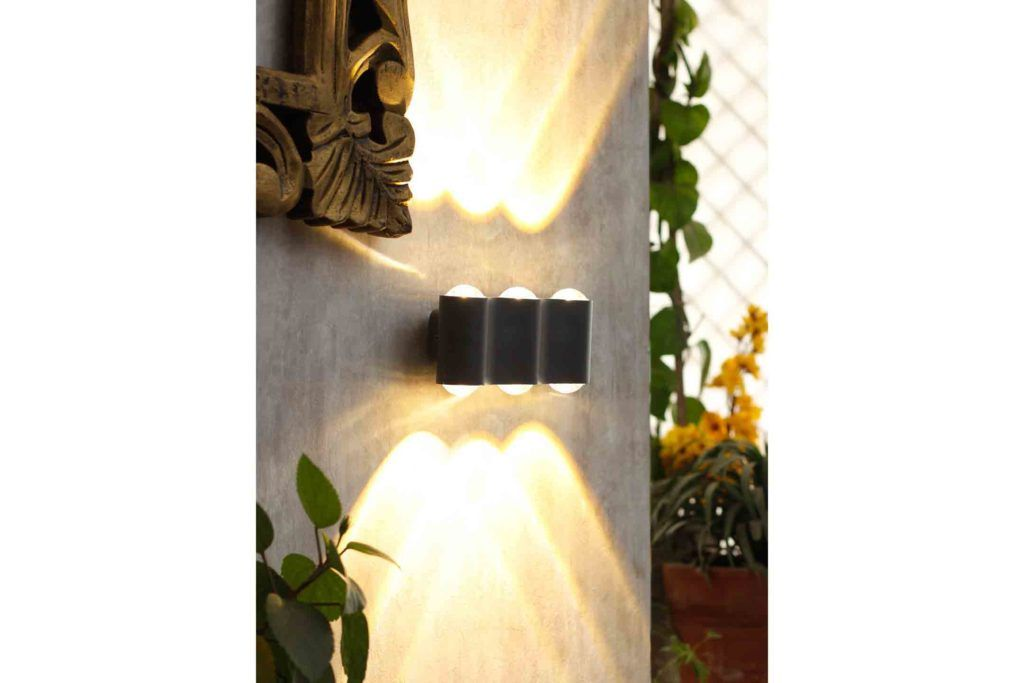 modern balcony design-wall lights-wall sconces-modern balcony lights