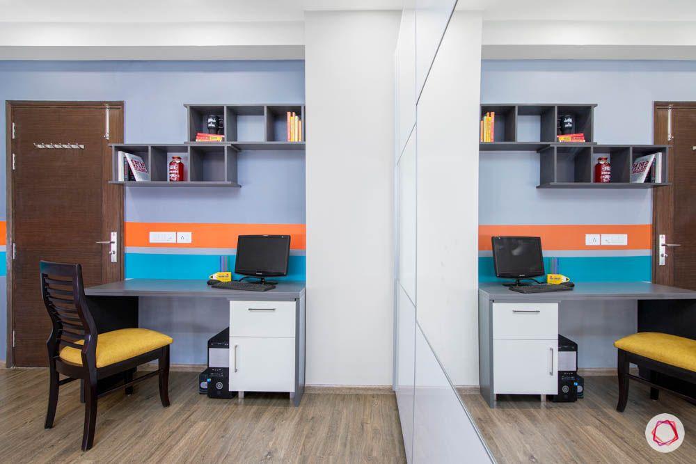 cleo county-study room-study table-sliding wardrobe