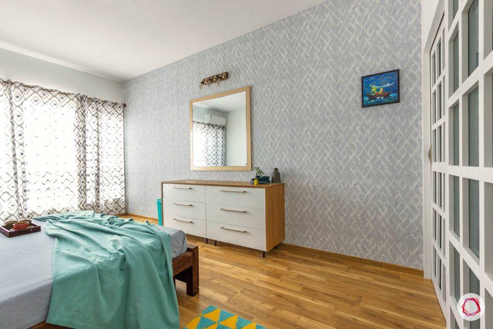 wooden flooring designs-mirror designs