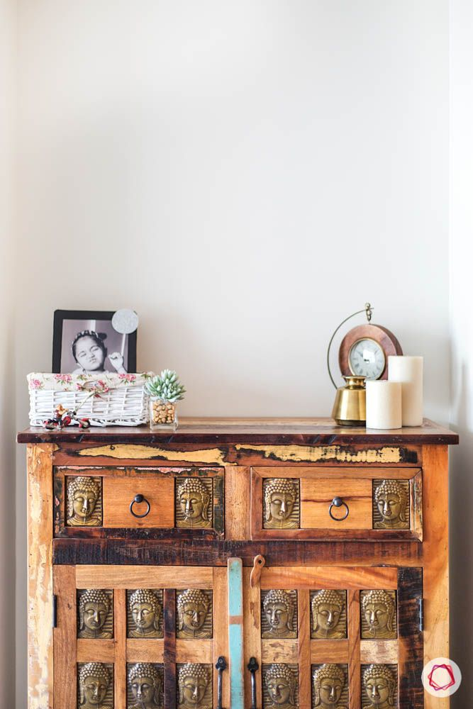 indian home-wooden chest of drawers-wooden console designs