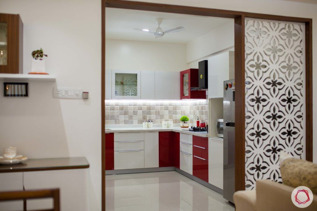 kunal-aspiree-kitchen-entrance-jaali-divider