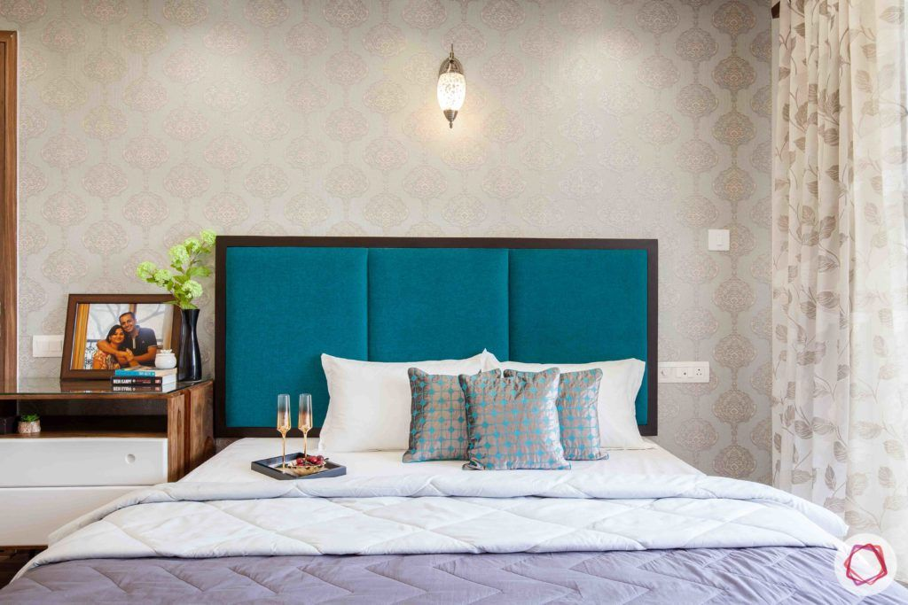 master-bedroom-bed-blue-headboard