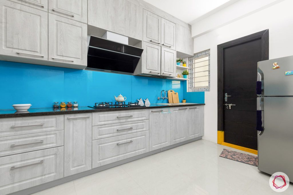 top 10 interior designers in Hyderabad-kitchen-cabinets-chimney