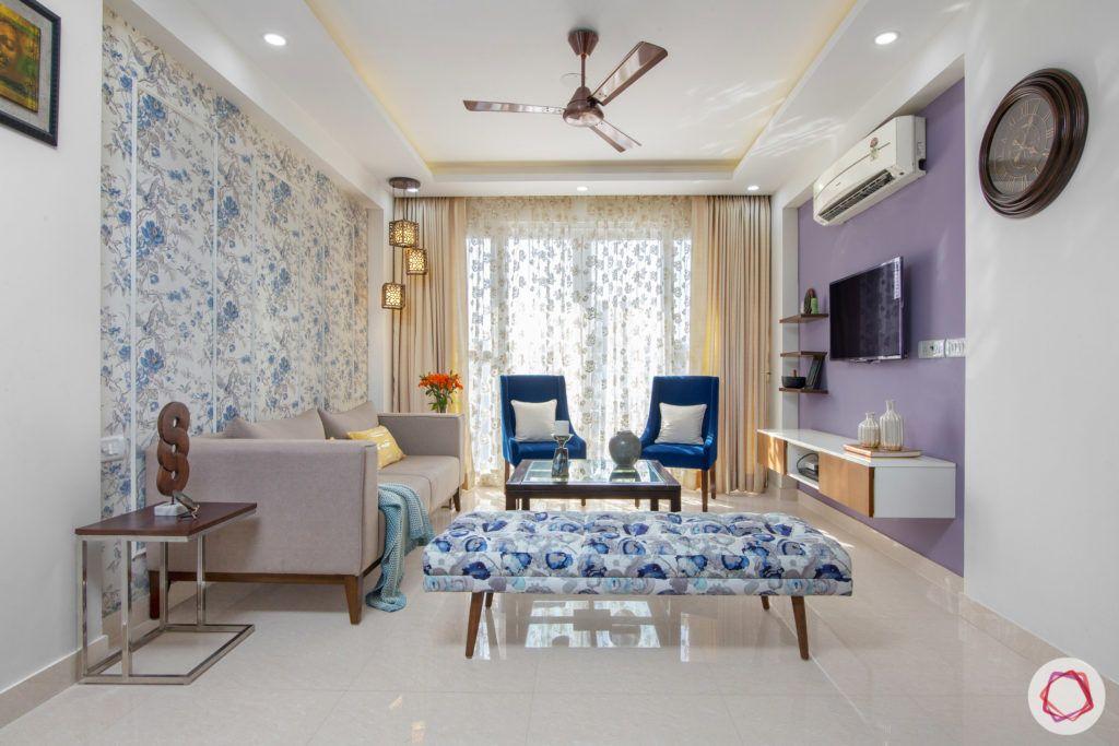 3bhk flats in dwarka-blue armchair designs-floral wallpaper designs