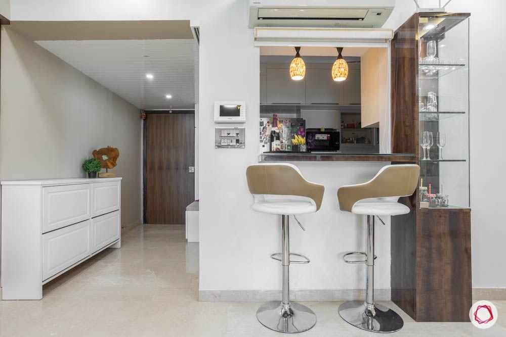 db woods-kitchen window-bar stools