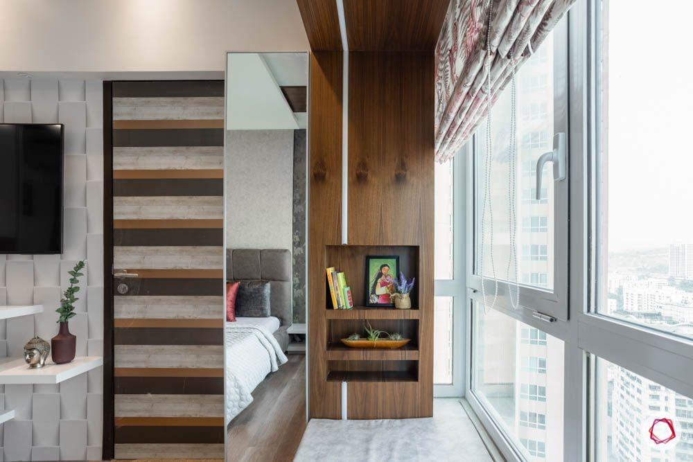 db woods-wood detailing-window seating
