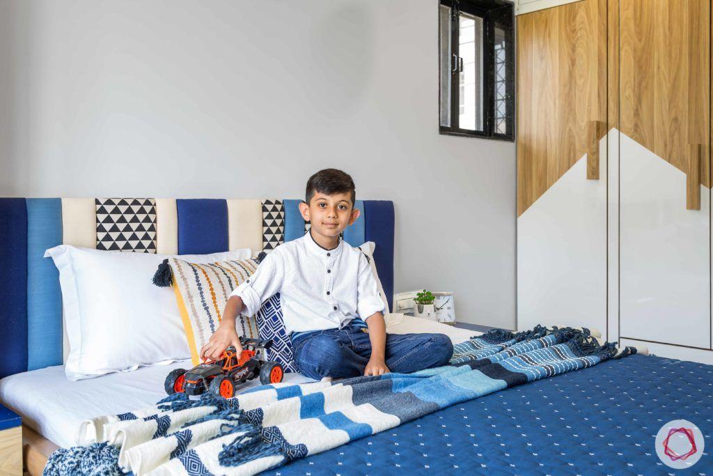 indian bedroom-kids bedroom-makeover-bright bedroom