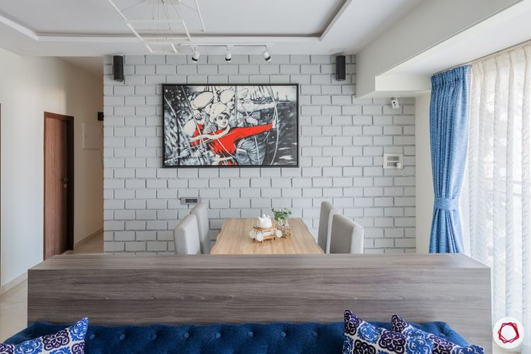 brick wall texture-partition designs