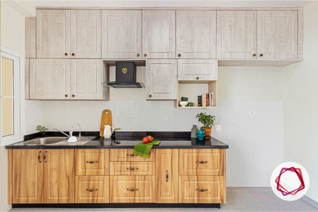 modular kitchen interior designers in bangalore-closed cabinet designs