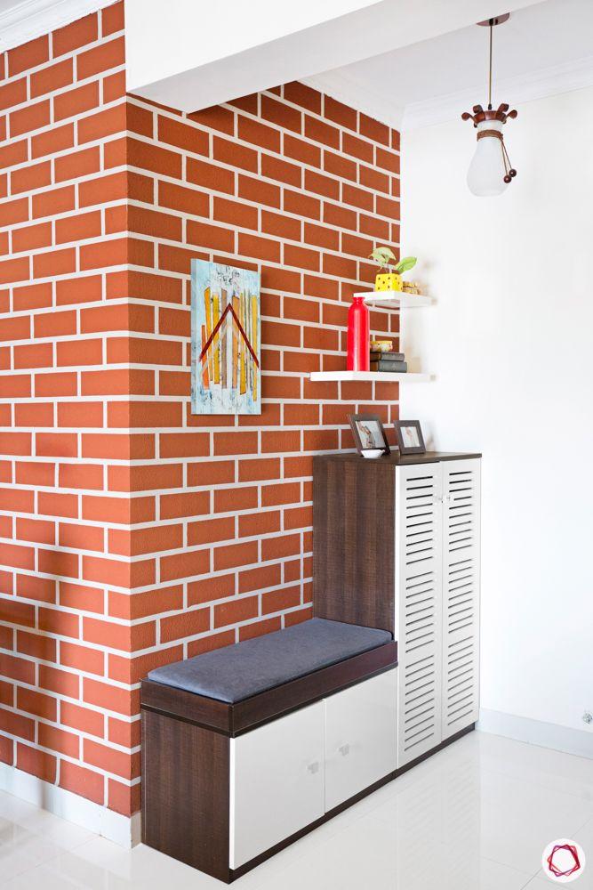 foyer-area-design-shoe rack-storage-cum-seating