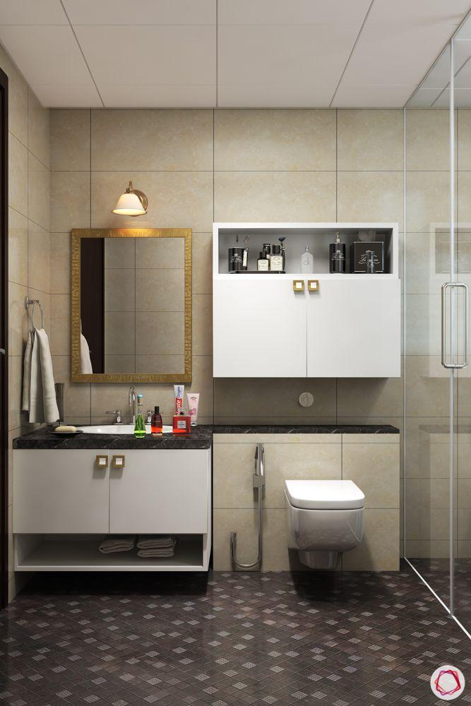 bathroom design mistakes-flooring-anti-slip tiles-bathroom floor tiles