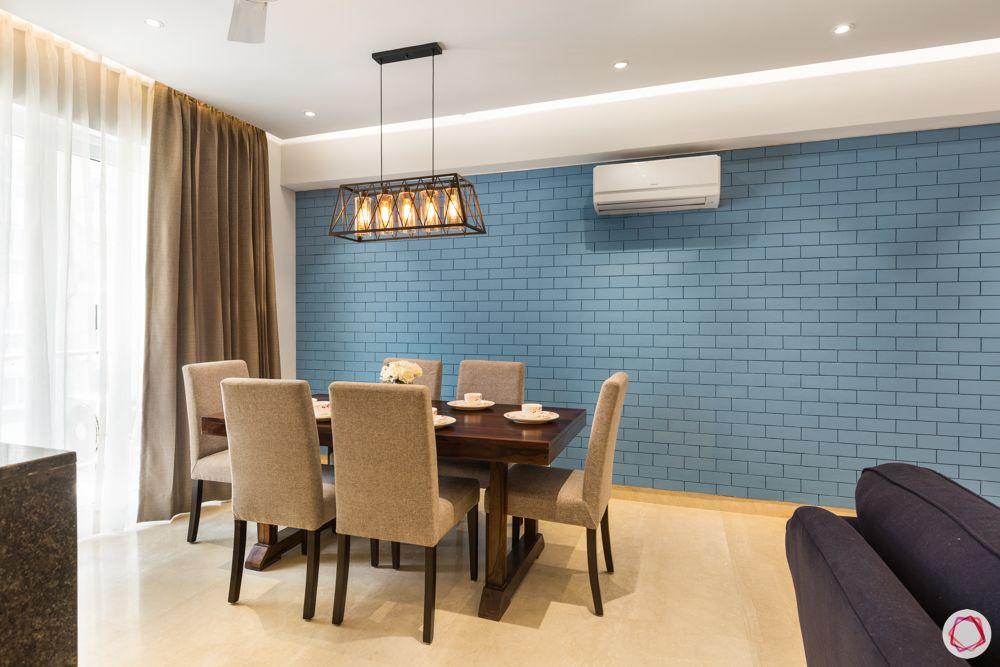 paras irene-blue brick wall-pendant lighting