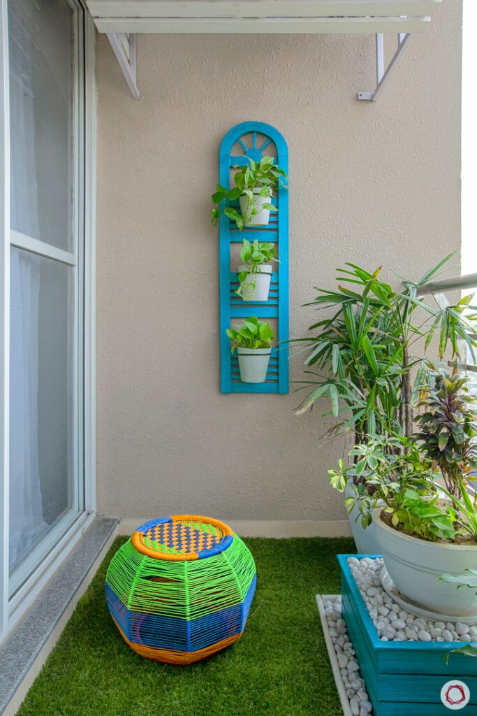 blue vertical planter designs-moda designs