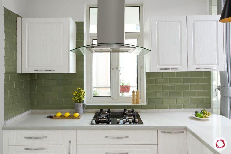 pastel colors-kitchen backsplash-kitchen-white cabinets