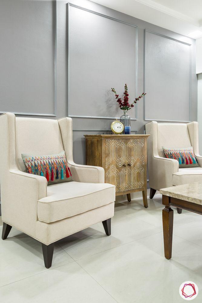 ajmera-white chair designs-console designs