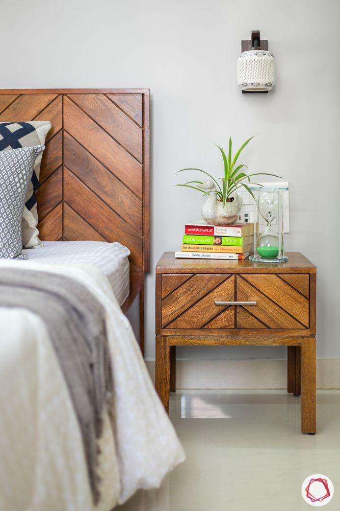 wooden bed designs-wooden sidetable designs