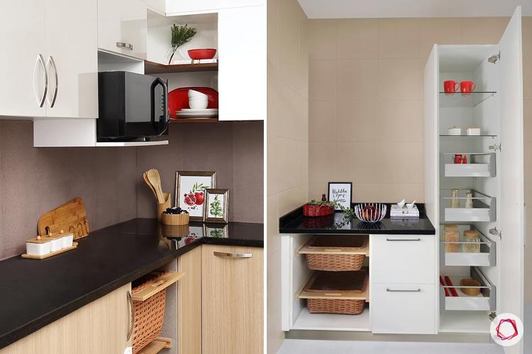 kitchen design style quiz-storage for groceries