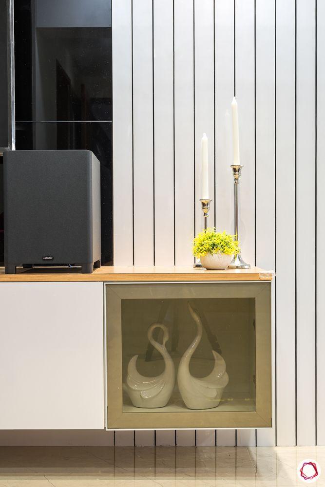 white wall panelling-laminate wall decor