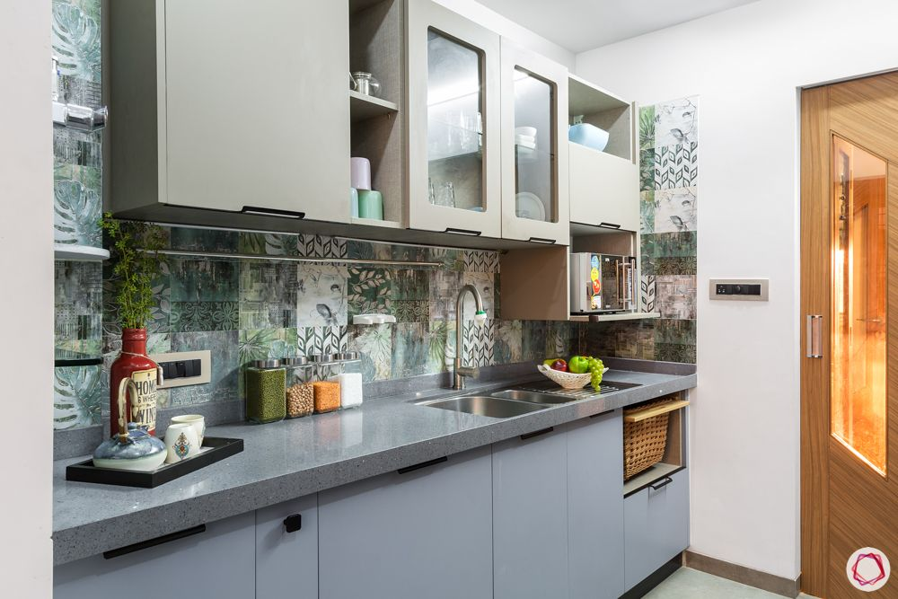 neelkanth valley-two toned kitchen designs