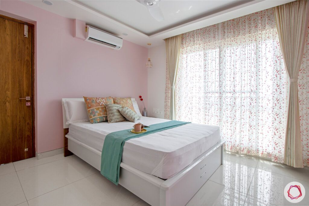 snn-raj-grandeur-girls bedroom-pink wall
