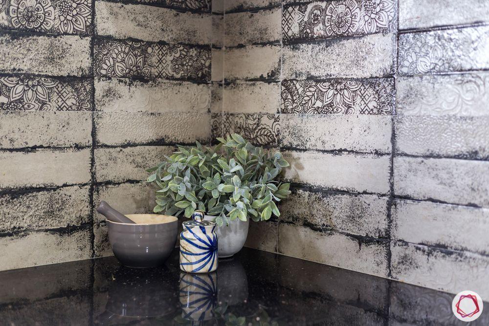 modern kitchen design-beige backsplash-contemporary kitchen