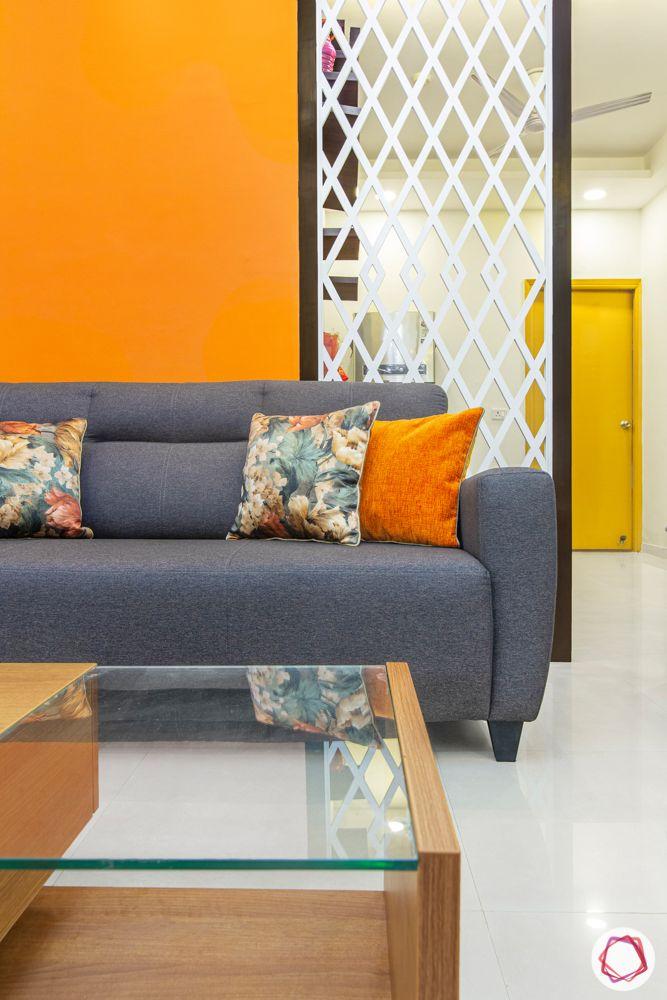 mahagun mywoods-livspace noida-living Room-opening Image