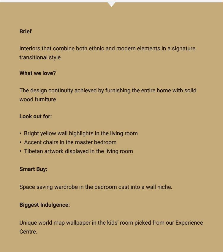 home interior-infobox