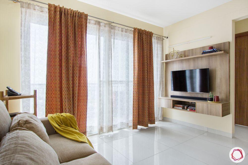 interior design bangalore-3-bhk-in-bangalore-living room-curtains