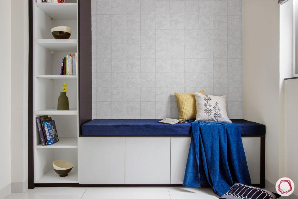 interior design bangalore-3-bhk-in-bangalore-study room-window seating