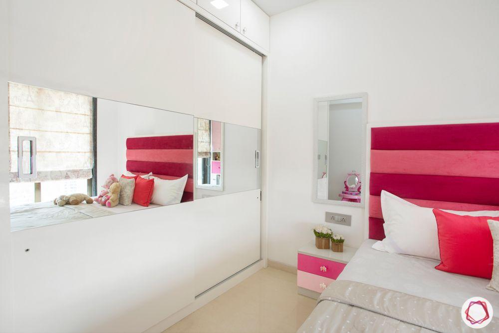 white wardrobe-mirrored shutter