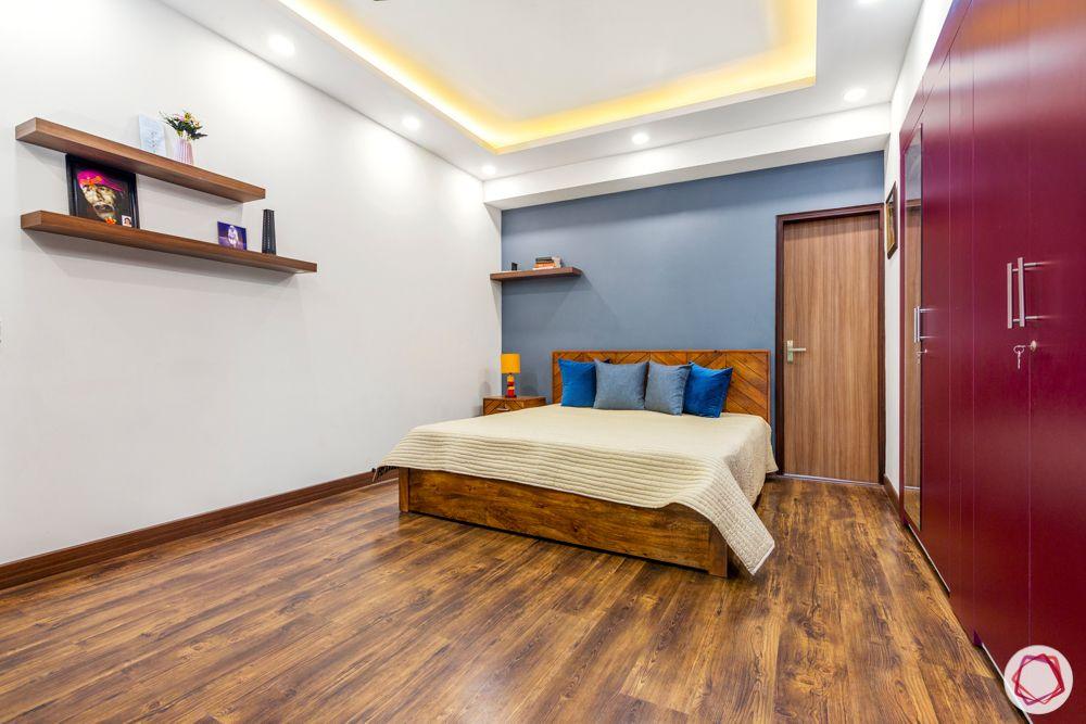 jal vayu vihar-wooden flooring-wardrobes