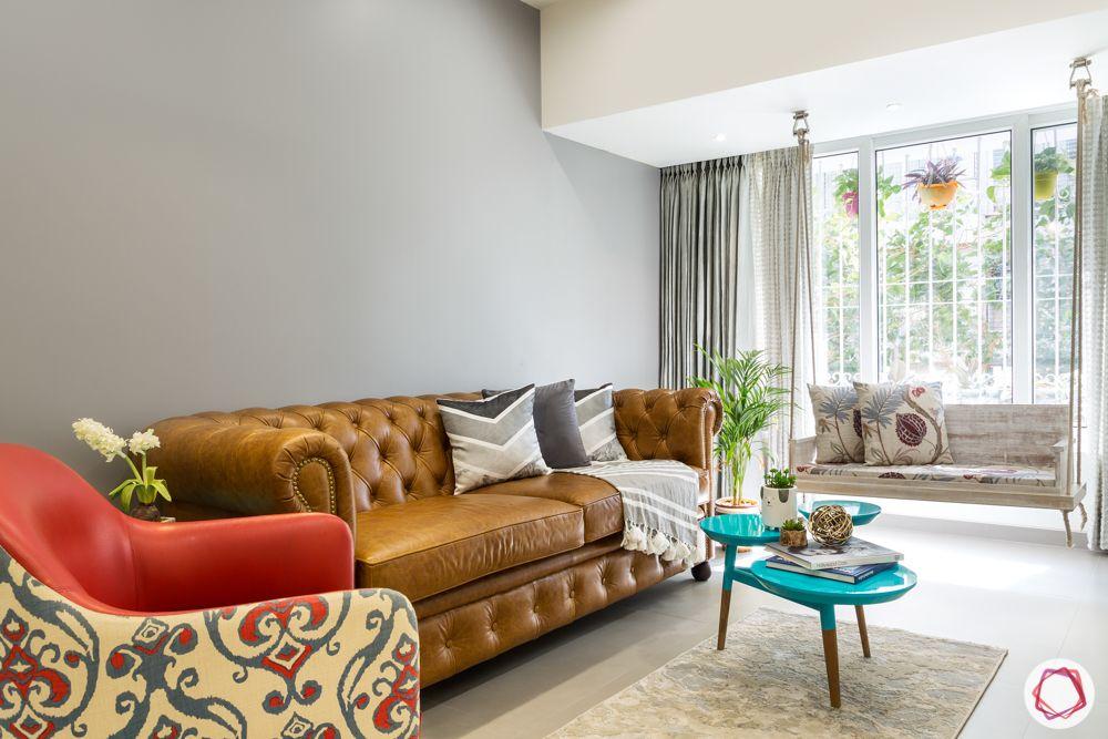 Interiors-in-Mumbai-living-room-sofa-tufted
