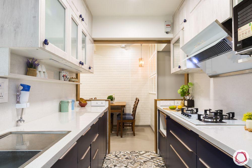 Interiors-in-Mumbai-parallel-kitchen