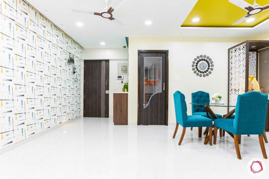 livspace mumbai-3-bhk-in-mumbai-entryway-dining-room