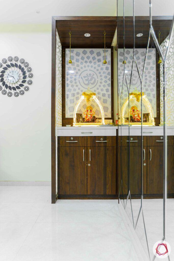 livspace mumbai-3-bhk-in-mumbai-pooja corner-laminate pooja unit