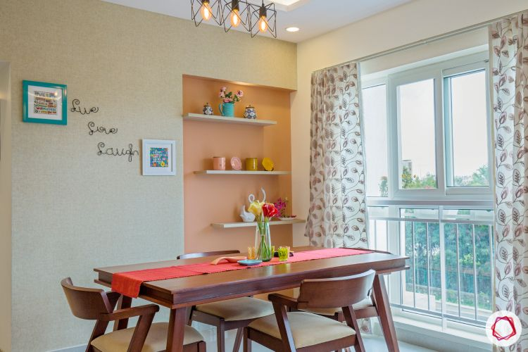 dining-room-table-chairs-runner-light-ledges-curtain