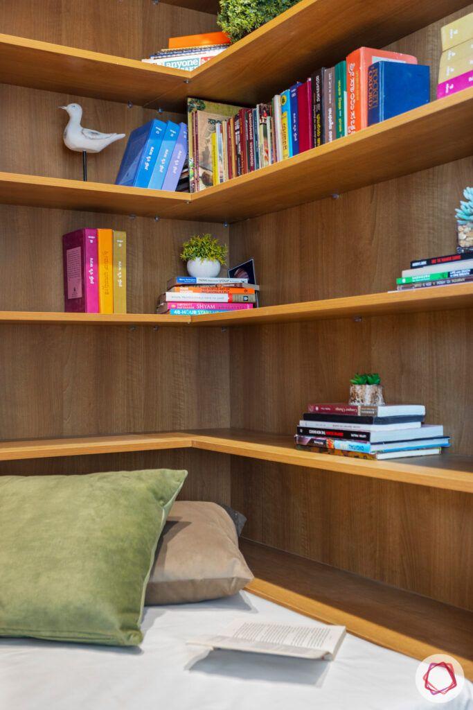 study-reading-shelves-bed-books