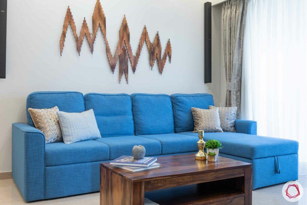 jp decks-wall mount-blue sofa-coffee table