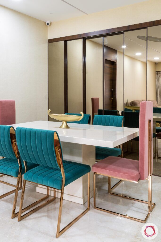 dining table chairs-blue and pink chair designs-gold chairs