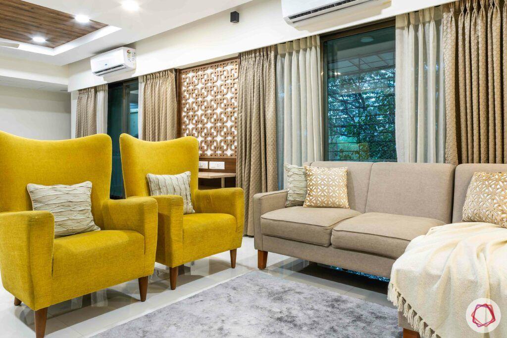 apartment interior design-living room