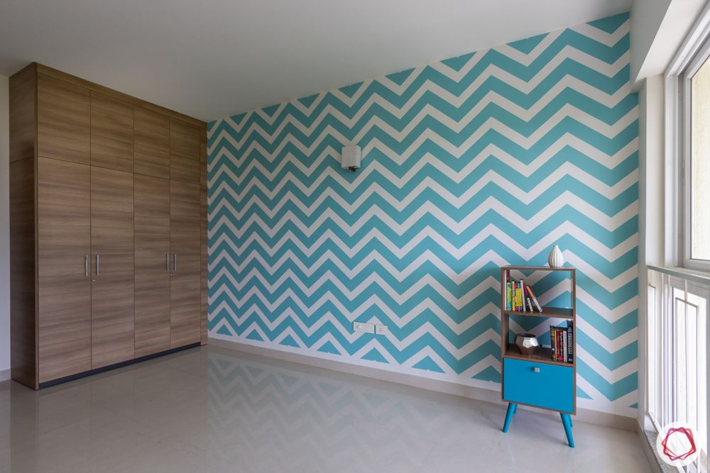 wallpaper trends 2019-blue wallpaper designs