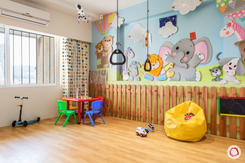 big house images-kids room-wooden flooring-children's room