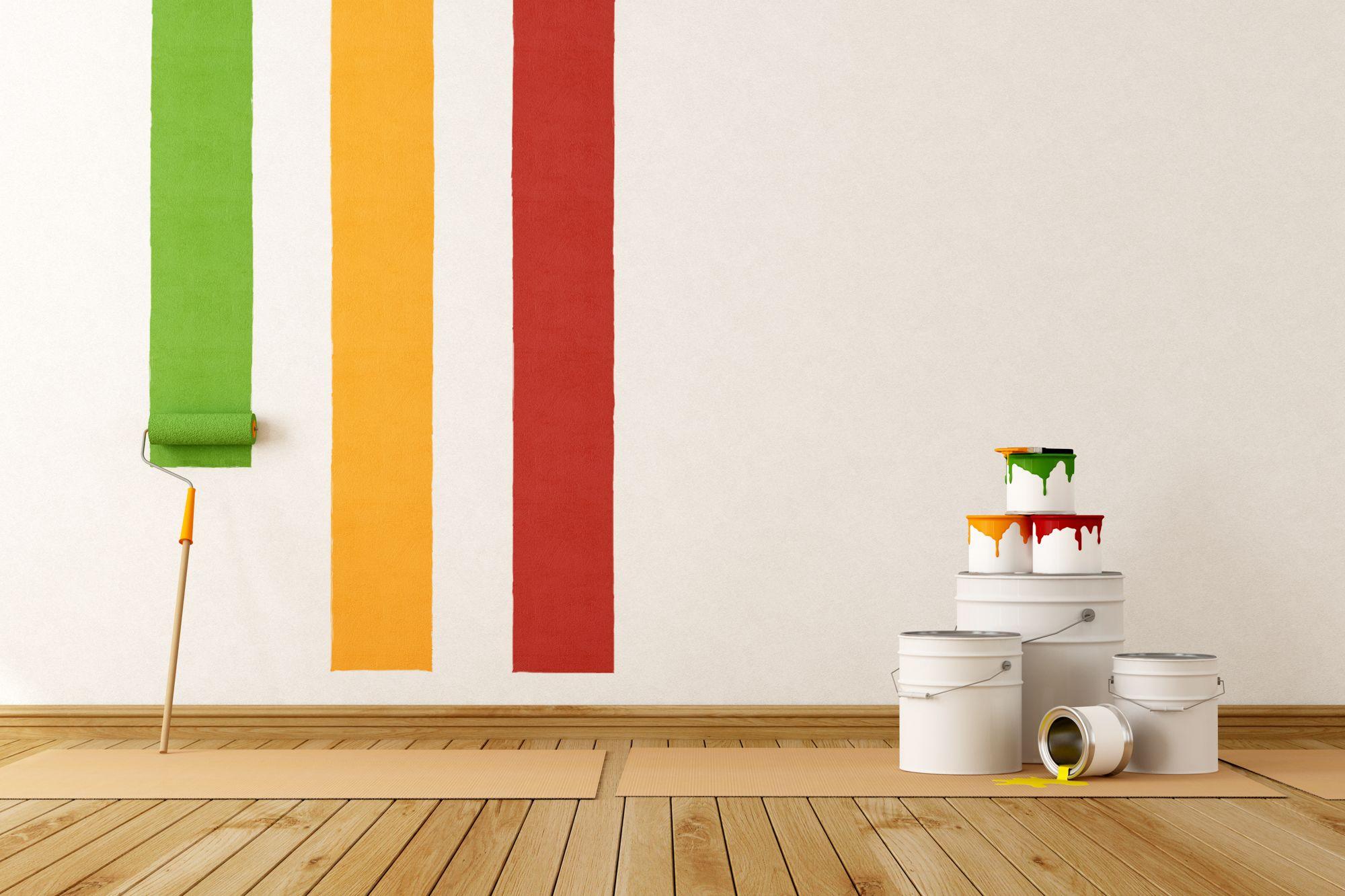 wall paint ideas-repainting walls