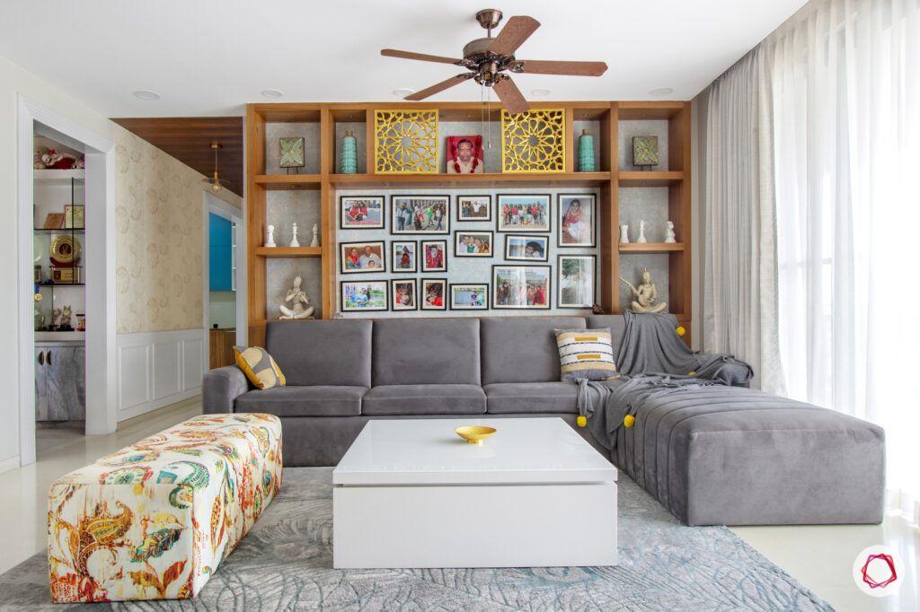 hiranandani bangalore-grey sofa designs-gallery wall designs