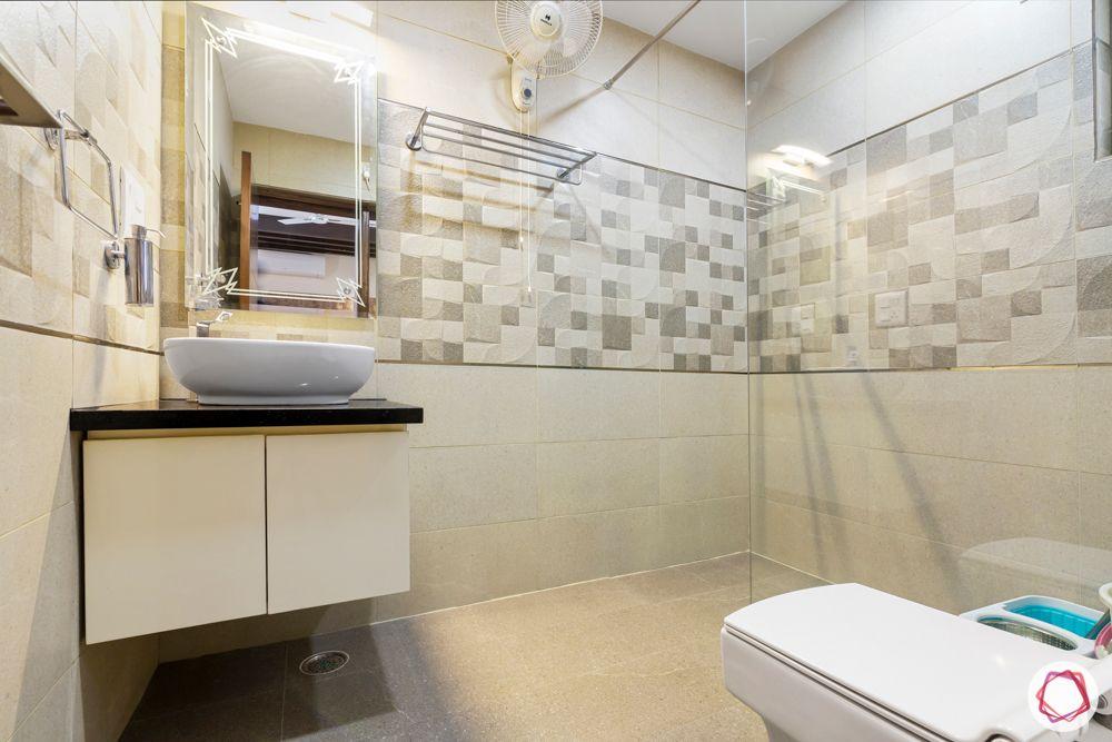 ardee city-common bathroom-shower panel