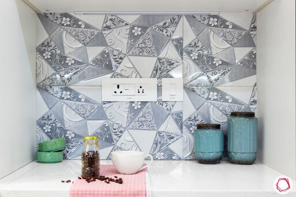 3-bhk-flat-interior-design-fancy tiles-kitchen backsplash